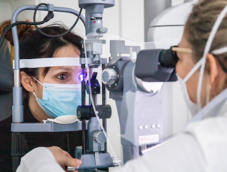Studio Naef centro oculistico specializzato in oftalmologia e chirurgia oftalmica. Studi in Svizzera a Lugano e Locarno